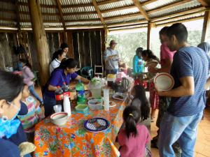 Rancho Hostal La Escondida Eco Park, Bed & Breakfast  Teopisca - big - 116