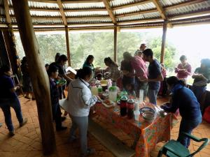 Rancho Hostal La Escondida Eco Park, Bed & Breakfast  Teopisca - big - 171