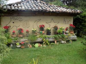 Rancho Hostal La Escondida Eco Park, Bed & Breakfast  Teopisca - big - 105