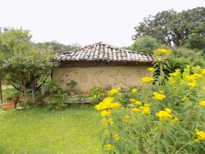 Rancho Hostal La Escondida Eco Park, Bed & Breakfast  Teopisca - big - 98