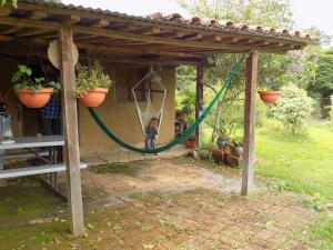 Rancho Hostal La Escondida Eco Park, Bed & Breakfast  Teopisca - big - 86