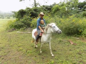 Rancho Hostal La Escondida Eco Park, Bed & Breakfast  Teopisca - big - 73