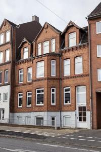 Stilvolle Altbauwohnung in zentraler Lage, Apartmanok  Kiel - big - 1
