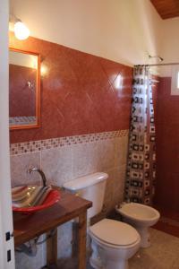 Cabañas del Rey, Chaty  Villa Carlos Paz - big - 7