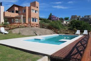 Cabañas del Rey, Chaty  Villa Carlos Paz - big - 8
