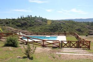 Cabañas del Rey, Chaty  Villa Carlos Paz - big - 9