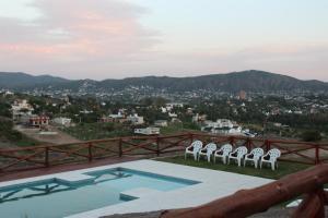 Cabañas del Rey, Chaty  Villa Carlos Paz - big - 10