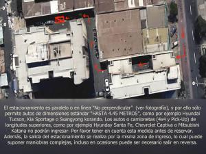 Finis Terra Suites 2, Apartmány  Santiago - big - 21