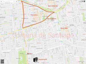Finis Terra Suites 2, Apartmány  Santiago - big - 7