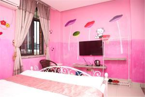 Gulangyu Yulv Yueman Donglou Family Inn