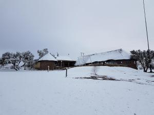 De Ark Mountain Lodge, Letselaskraal