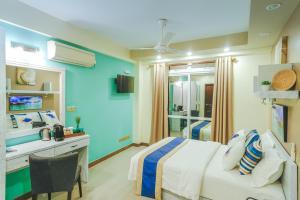 Somerset Inn, Szállodák  Malé - big - 11