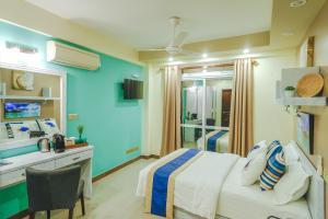 Somerset Inn, Szállodák  Malé - big - 1