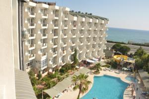 Аланья - Asrin Beach Hotel