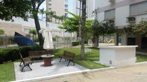 Jardim Enseada, Apartments  Guarujá - big - 5