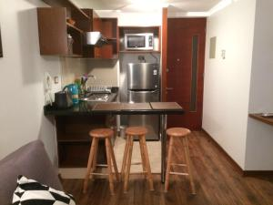 Pórtico Oriente, Апартаменты  Сантьяго - big - 7