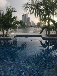 Stunning Cartagena Bay View
