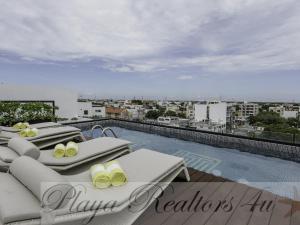 IT Building 401, Apartmanok  Playa del Carmen - big - 30