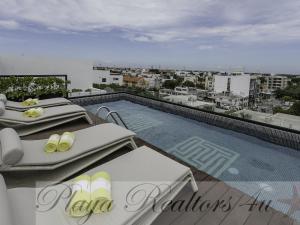 IT Building 401, Apartmanok  Playa del Carmen - big - 33