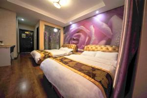 Chengdu Aikelai Boutique Holiday Apartment, Чэнду