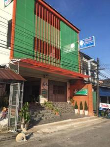 Pro Chill Krabi Guesthouse, Pensionen  Krabi - big - 54