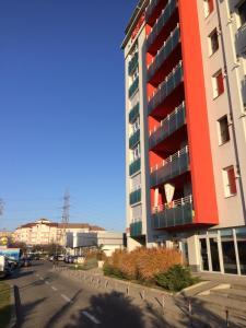 Apartament Ared