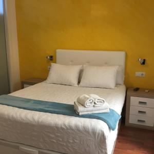 Apartamentos Gold Cervantes, Apartmány  Málaga - big - 27