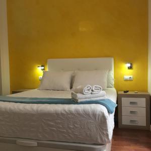 Apartamentos Gold Cervantes, Apartmány  Málaga - big - 29