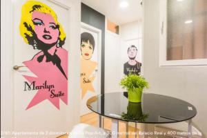 Pop-art apartment