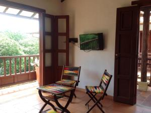 Casona El Retiro Barichara, Appartamenti  Barichara - big - 112