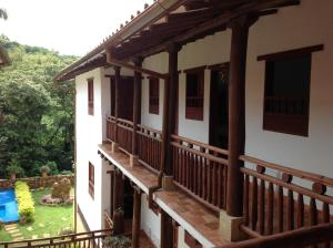 Casona El Retiro Barichara, Appartamenti  Barichara - big - 86