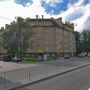 Apartment on Krasnodonskaia st.2