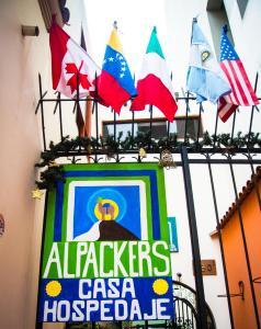 Alpackers ByB