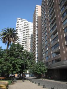 Apart Hotel San Pablo, Apartmány  Santiago - big - 22
