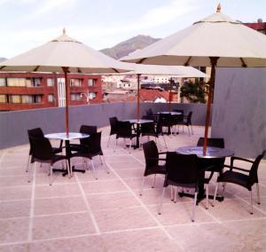 Богота - Hotel Colombia Real - Bogota