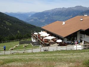 Tarscher Almlounge & Berghotel