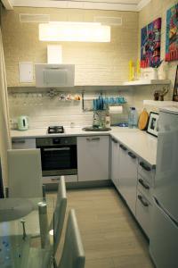 Swedish apartment at Romanovskaia 22 - фото 5