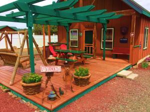 Cabins at Crooked River Ranch, Motels  Crooked River Ranch - big - 33