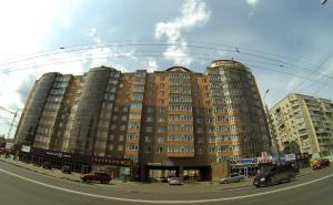 Apartment on Kyivska Street 29\53