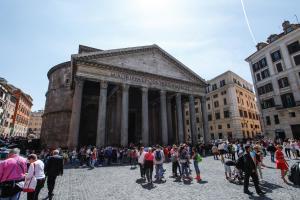 Pantheon Square Family Apartment, Ferienwohnungen  Rom - big - 15