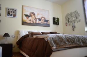 Casa Fontella, Ferienwohnungen  Rivisondoli - big - 4