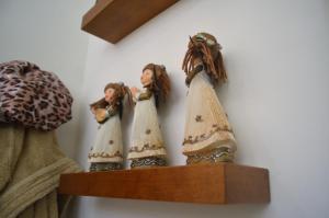 Casa Fontella, Ferienwohnungen  Rivisondoli - big - 5