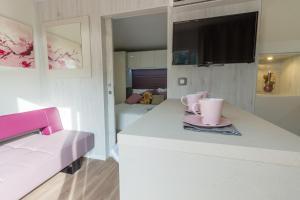 Campsite Porton Biondi Mobile Homes Mediteran, Ferienparks  Rovinj - big - 23