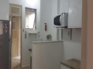 Cozy apartment 3 rooms at Flamengo, Апартаменты  Рио-де-Жанейро - big - 4
