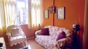 Cozy apartment 3 rooms at Flamengo, Апартаменты  Рио-де-Жанейро - big - 1