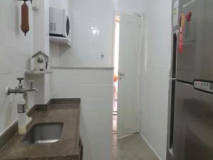 Cozy apartment 3 rooms at Flamengo, Апартаменты  Рио-де-Жанейро - big - 3
