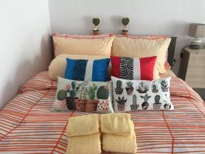 Chomdoi Condontel, Appartamenti  Chiang Mai - big - 129