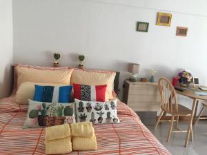 Chomdoi Condontel, Appartamenti  Chiang Mai - big - 124