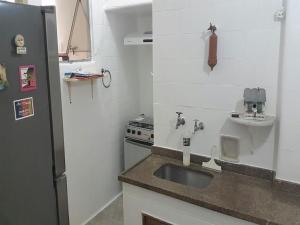 Cozy apartment 3 rooms at Flamengo, Апартаменты  Рио-де-Жанейро - big - 2