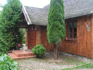 Dom z Sauną - Ługiele